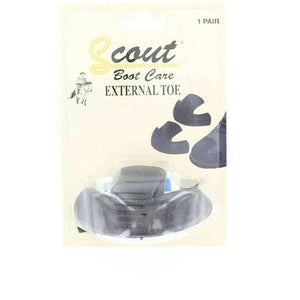 Scout Boot Care External Toe Shoe & Leather Care Scout Black