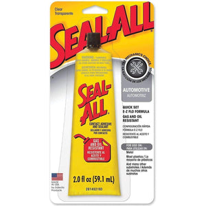 Seal-All 380112 Contact Adhesive and Sealant - 2 fl oz Craft & Repair Eclectic Products