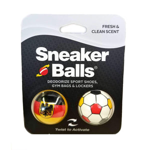 Sneaker Balls World Cup Special Edition Shoe, Gym, Sport Freshener Deodorizer Foot Care Sneaker Balls Germany