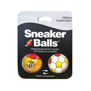 Sneaker Balls World Cup Special Edition Shoe, Gym, Sport Freshener Deodorizer Foot Care Sneaker Balls Spain