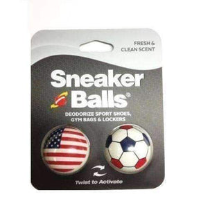 Sneaker Balls World Cup Special Edition Shoe, Gym, Sport Freshener Deodorizer Foot Care Sneaker Balls USA