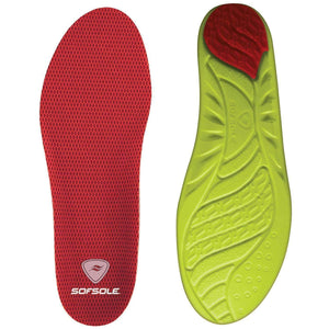 Sof Sole Arch - Men's High Arch Performance Cushioning & Support Insoles Foot Care Sof Sole US 7 - 8.5