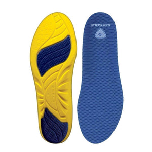 Sof Sole Men's Athlete Light-Weight Performance and Comfort Insoles Foot Care Sof Sole