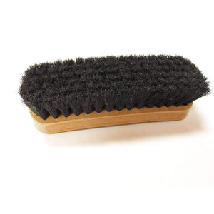 Star Professional Horsehair Shoe Shine Brush Apparel Accessories Star