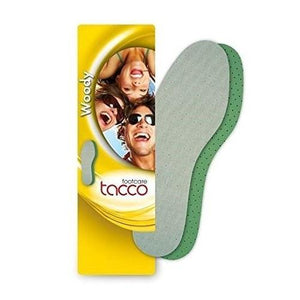 Tacco 648 Woody Orthotic Latex Foam Support Shoe Insoles Inserts Foot Care Tacco