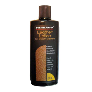 TARRAGO Leather Lotion Moisturizing Cleaner | Protector | Conditioner 8 oz Shoe & Leather Care Tarrago