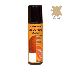 TARRAGO Nubuck Suede Color Liquid Restore w/Sponge Applicator 2.4 oz Paint & Dye Tarrago Beige