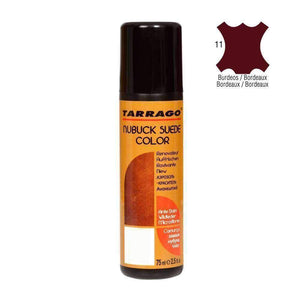 TARRAGO Nubuck Suede Color Liquid Restore w/Sponge Applicator 2.4 oz Paint & Dye Tarrago Bordeaux