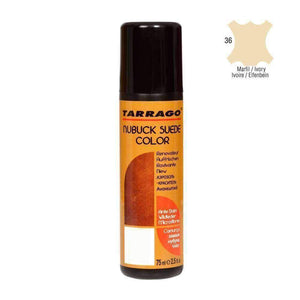 TARRAGO Nubuck Suede Color Liquid Restore w/Sponge Applicator 2.4 oz Paint & Dye Tarrago Ivory