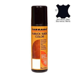 TARRAGO Nubuck Suede Color Liquid Restore w/Sponge Applicator 2.4 oz Paint & Dye Tarrago Navy