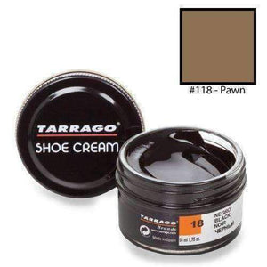 Tarrago Shoe Boot Cream Leather Polish 50 ml Jar (1.76 oz) Shoe & Leather Care Tarrago #118 Pine