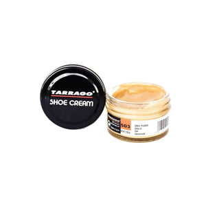 Tarrago Shoe Boot Cream Leather Polish 50 ml Jar (1.76 oz) Shoe & Leather Care Tarrago #503 Gold
