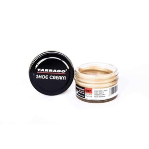 Tarrago Shoe Boot Cream Leather Polish 50 ml Jar (1.76 oz) Shoe & Leather Care Tarrago #507 High/Brilliant Gold