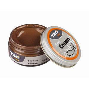 TRG the One Metallic Shoe Cream - 1.7 Ounces Shoe & Leather Care TRG Bronze