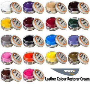 TRG the One Shoe Boot Cream Leather Polish 50 ml Jar (1.76 oz) Shoe & Leather Care TRG
