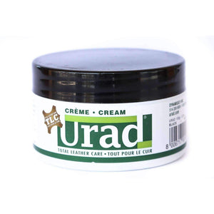 URAD Leather Shoe Boot Self Shine Cream Polish w/Applicator 100 g (3.5 oz) Shoe & Leather Care URAD Black
