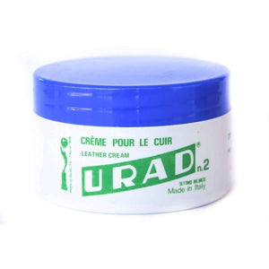 URAD Leather Shoe Boot Self Shine Cream Polish w/Applicator 100 g (3.5 oz) Shoe & Leather Care URAD Blue