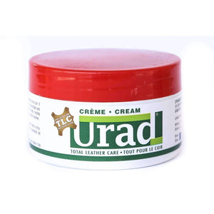 URAD Leather Shoe Boot Self Shine Cream Polish w/Applicator 100 g (3.5 oz) Shoe & Leather Care URAD Red