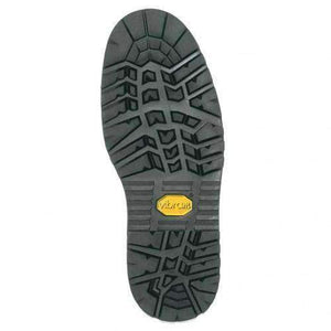 Vibram # 1276 Sierra Unit Rubber Sole Replacement - One Pair Craft & Repair Vibram 8 Black