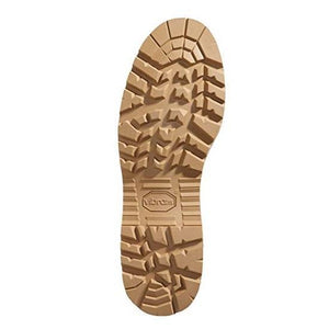 Vibram # 1276 Sierra Unit Rubber Sole Replacement - One Pair Craft & Repair Vibram 8 Camel