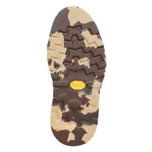 Vibram Sole Factor 377K Cristy Thick Replacement Rubber Sole - One Pair Craft & Repair Vibram 6 Camo Brown