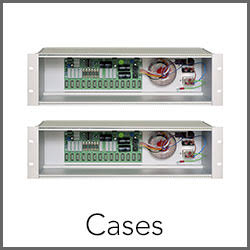 Analogue Systems Modular Cases