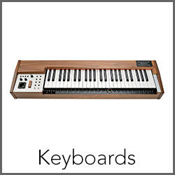 Analogue Systems Keyboards