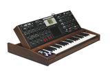 Minimoog Voyager -  Solid Walnut w/ Lunar backlights