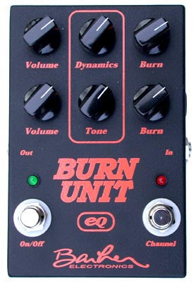 Burn Unit EQ (demo)