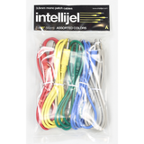 Intellijel 3.5mm Patch Cables 5 Pack Assorted Colors 36""