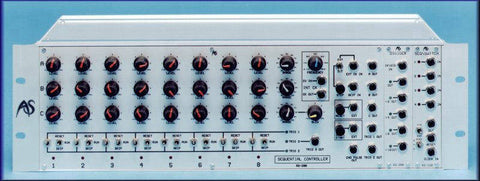 Analogue Systems rs200 Sequencer System