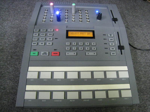 Alesis HR-16 - Diabolically modded w/ Patch Points