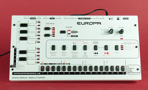 Analogue Solutions Europa Open Box