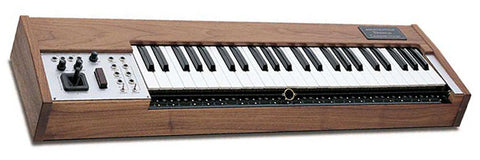 Analogue Systems French Connection Ondes Martenot style controller