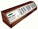 Analogue Systems System 1 modular in walnut apprentice case