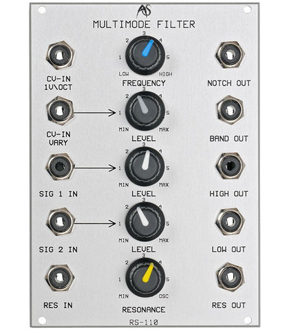 Analogue Systems RS-110 Multimode Filter