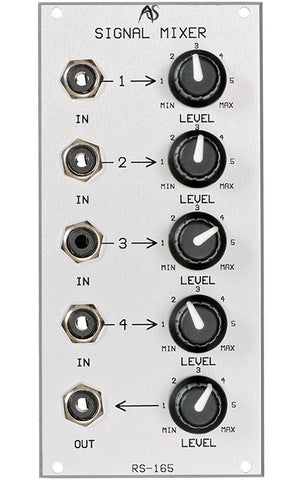 Analogue Systems RS-165 Signal Mixer