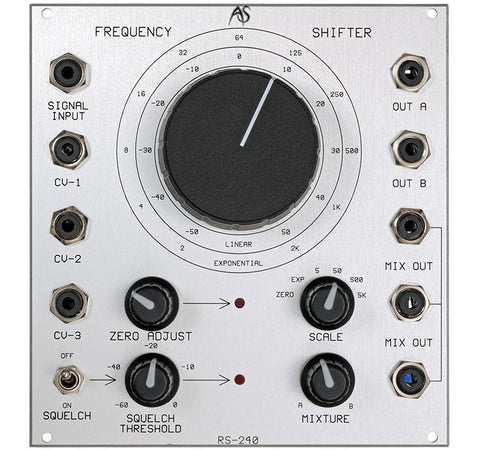 Analogue Systems RS-240 Bode Frequency Shifter