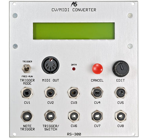 Analogue Systems RS-300 CV to MIDI Converter