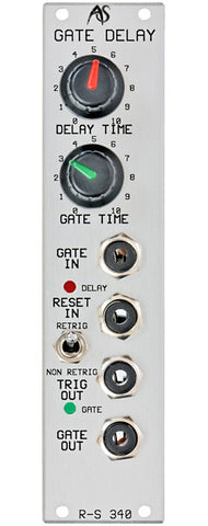 Analogue Systems RS-340 Gate Delay and Trigger