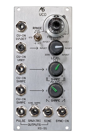 Analogue Systems RS-95E VCO