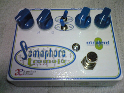 Catalinbread Semaphore Tremolo American Edition