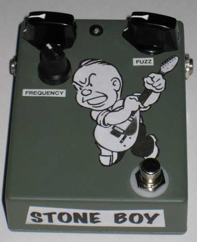 Dirty Boy Stone Boy
