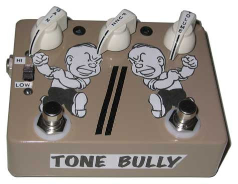 Dirty Boy Tone Bully
