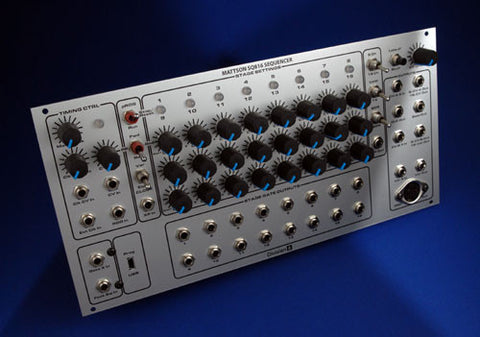 Division 6 Mattson SQ816 Sequencer