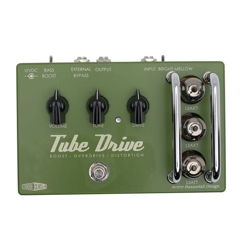 Effectrode TD-2A Tube Drive Boost Overdrive Distortion