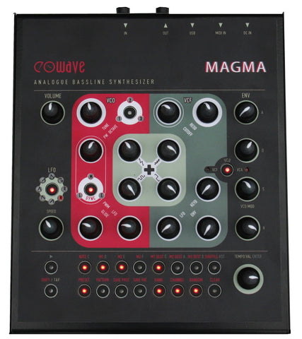 Eowave Magma Bassline Synth