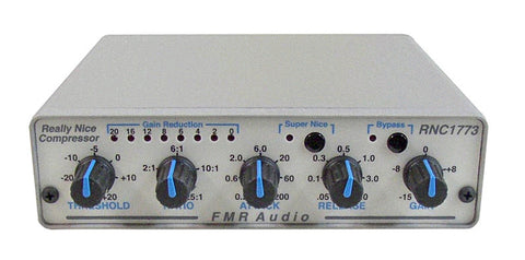 FMR Audio RNC Really Nice Compressor