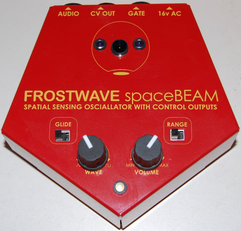SpaceBEAM optical theremin, New Old Stock