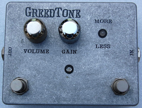 Greedtone Overdrive BCM Edition